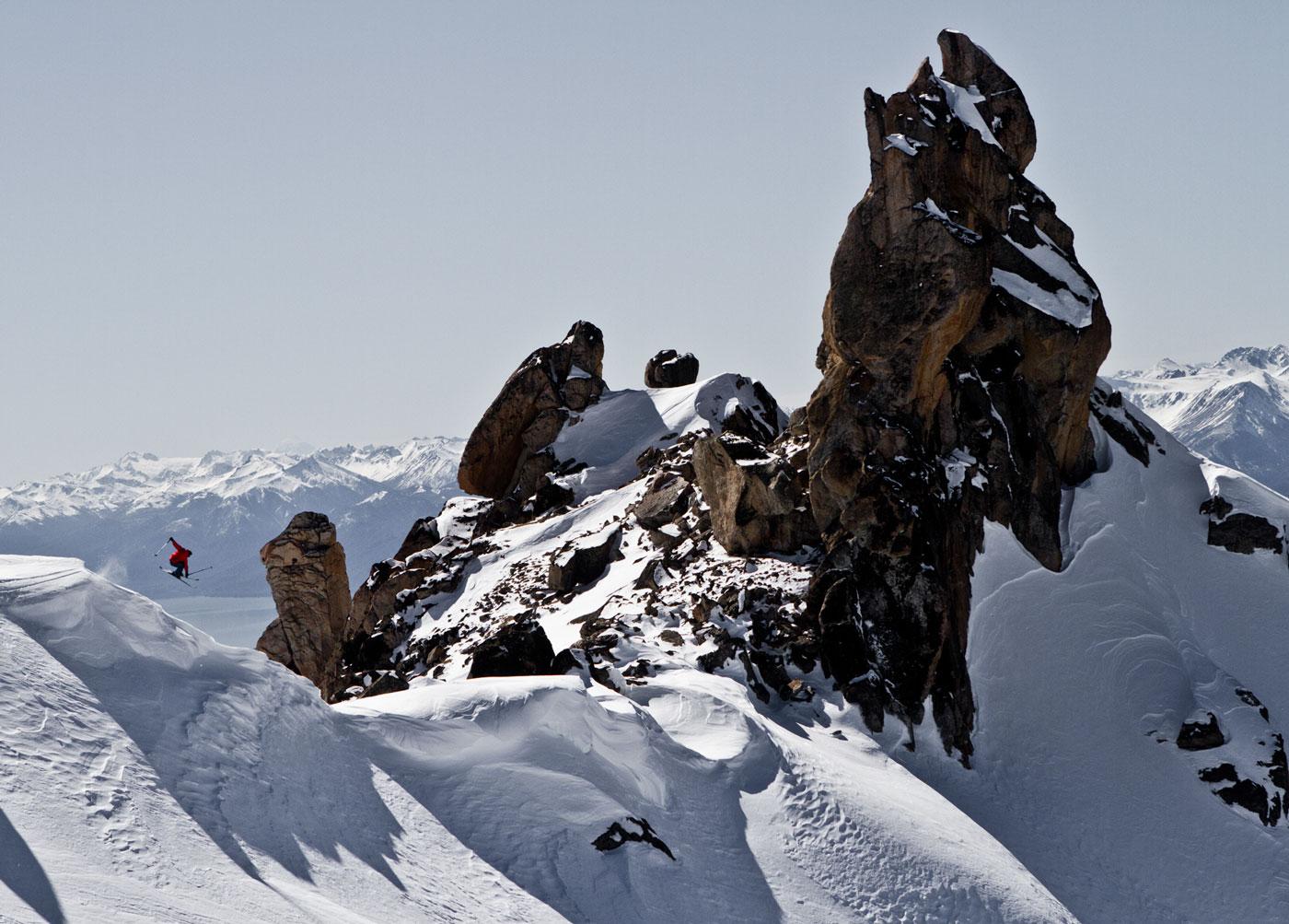 Patagonic Landscape - Niki Salencon